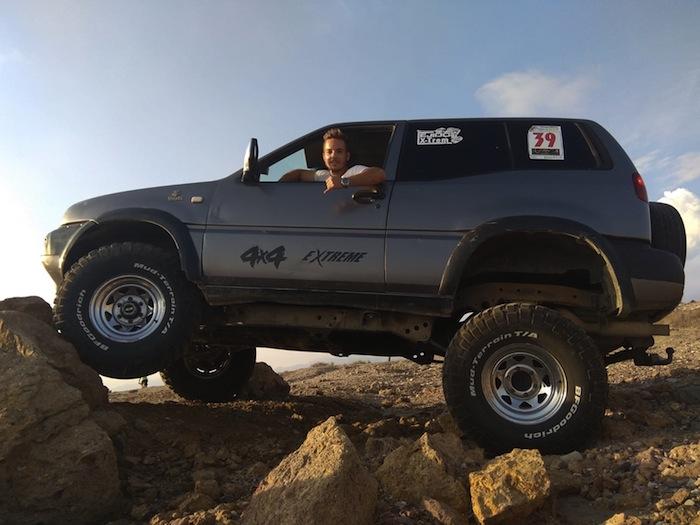 Ford Maverick desde Almería
