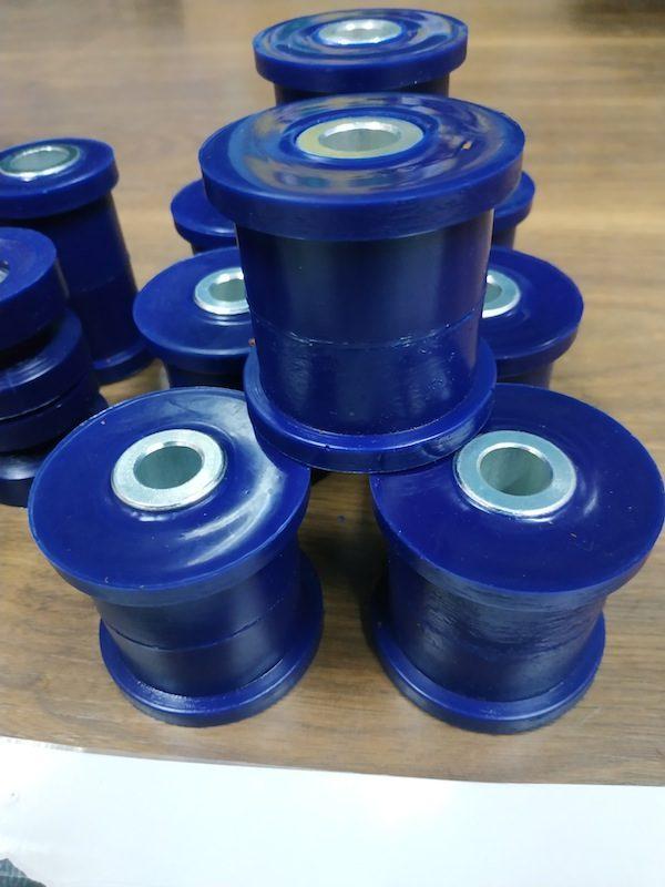 Kit Silentblocks  Terrano 1 y 2 poliuretano OFFROAD