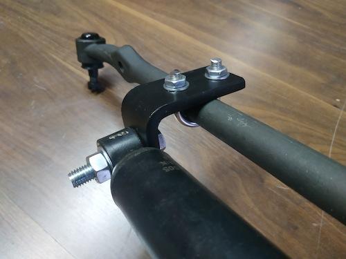 Soporte Barra Amortiguador