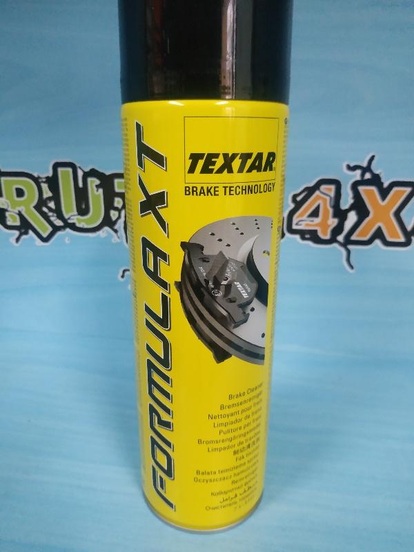 Limpiador de frenos TEXTAR 12 unidades