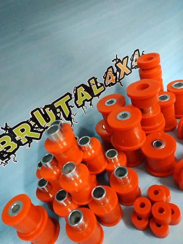Terrano  2 Kit Casquillos poliuretano silentblocks