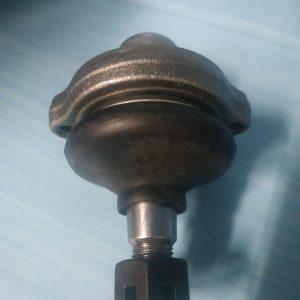 Rótula suspensión carga trapecio terrano 2
