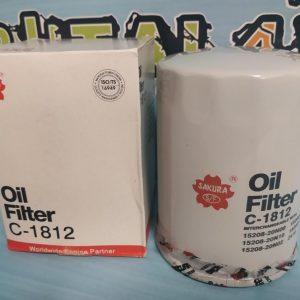 Filtro de aceite Td27 NISSAN Terrano