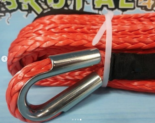 Cable de plasma cabrestante 12mm
